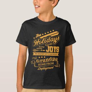 El regalo más grande está teniendo mi hogar de la camiseta