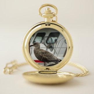 El reloj de bolsillo del pescador de la madrugada