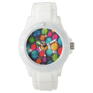El reloj de las mujeres abstractas por SnapDaddy