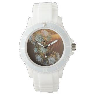 El reloj de las mujeres suculentas de UrbnCape