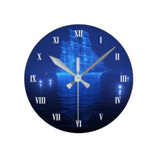 El reloj de pared del holandés errante