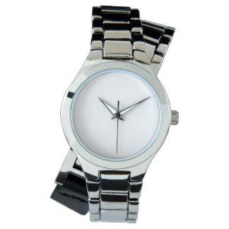 El reloj de plata envuelto de las mujeres