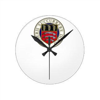 El reloj del hospital de Middlesex