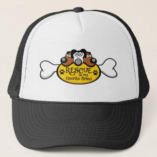 El rescate es mi gorra preferido del camionero de