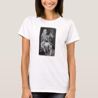 El retrato camiseta