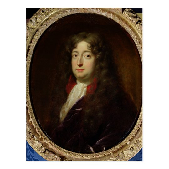 El retrato supuso ser Jean Racine Postal