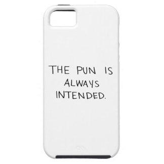 El retruécano se piensa siempre funda para iPhone SE/5/5s