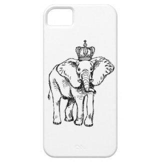El rey de animales iPhone 5 Case-Mate carcasa