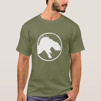 El rey del tirano de los hombres apenó la camisa, camiseta