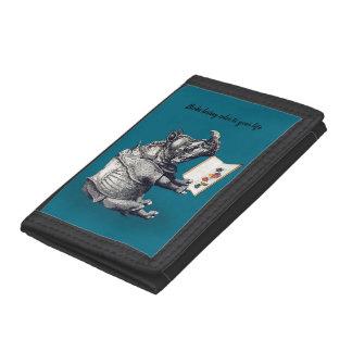El rinoceronte de la lectura ama los libros