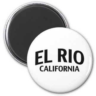 EL Río California Imán