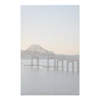El río Hudson, Tapanzee, thruway de Nueva York, Papeleria De Diseño