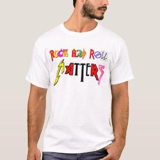 El rock-and-roll importa camisa