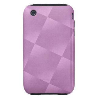 El rosa ajusta el caso de iPhone3G iPhone 3 Tough Coberturas