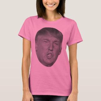 El ROSA de Donald Trump Camiseta
