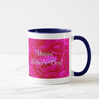 El rosa feliz del día de madre subió III