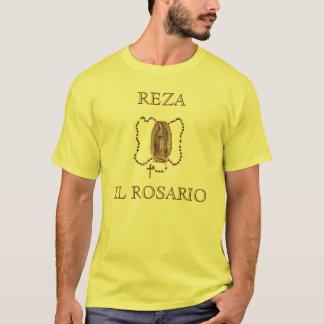 EL ROSARIO DE REZA CAMISETA
