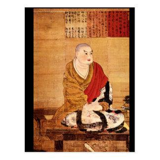 El sacerdote Jion Daishi_The Oriente Postal