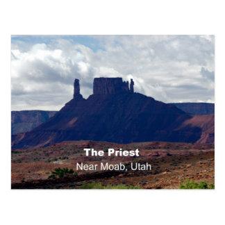 El sacerdote: Moab, Utah Postal