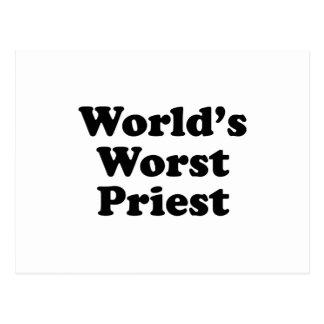 El sacerdote peor del mundo postales