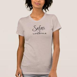 El safari es una forma de vida camisas