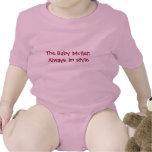 El salmonete del bebé: Siempre en estilo Camisetas