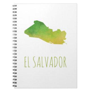 El Salvador Cuaderno
