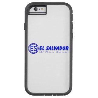 El Salvador Funda De iPhone 6 Tough Xtreme