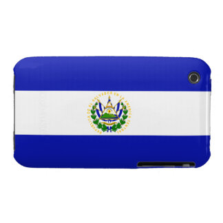 El Salvador Funda Para iPhone 3 De Case-Mate