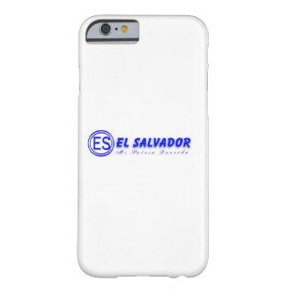 El Salvador Funda Para iPhone 6 Barely There