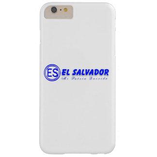 El Salvador Funda Para iPhone 6 Plus Barely There