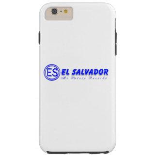 El Salvador Funda Para iPhone 6 Plus Tough