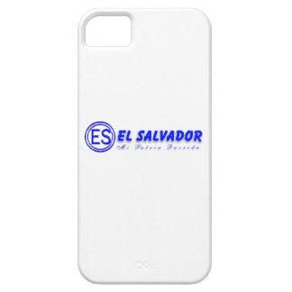 El Salvador Funda Para iPhone SE/5/5s