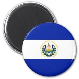 El Salvador Imán Redondo 5 Cm