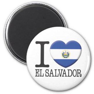 El Salvador Imán De Frigorífico