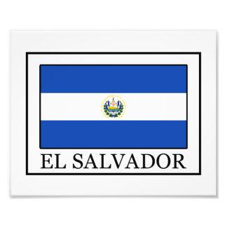 El Salvador Impresion Fotografica