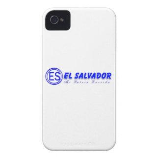 El Salvador iPhone 4 Carcasa