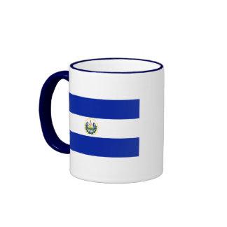 El Salvador Taza A Dos Colores