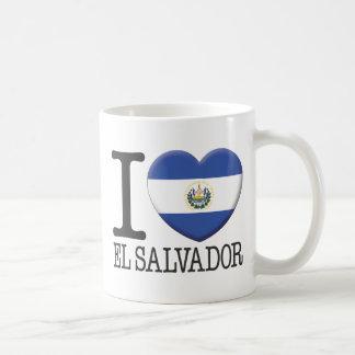 El Salvador Tazas