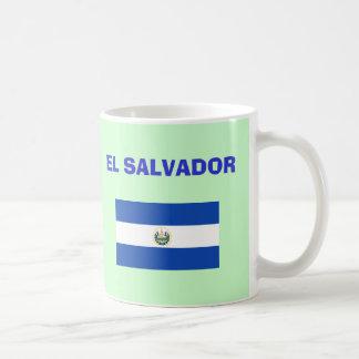 El Salvador * y y el SV intrépido asalta Taza Básica Blanca