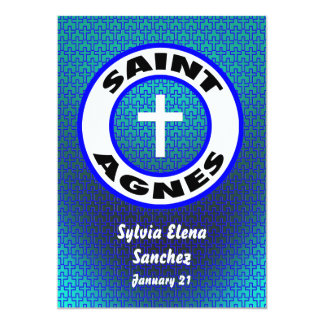 El santo Inés invita Comunicado