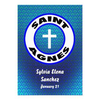 El santo Inés invita
