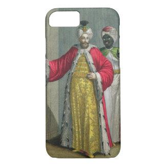 El señor magnífico, en su serrallo con Kislar AG Funda iPhone 7