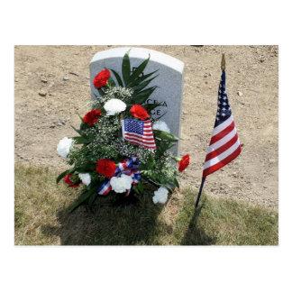 El sepulcro del soldado postal