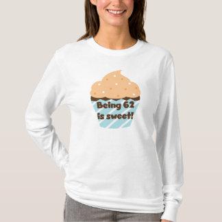 El ser 62 es camisetas y regalos dulces