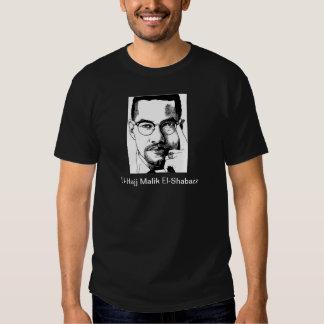 EL-Shabazz de Malik del EL-Jadye Camiseta