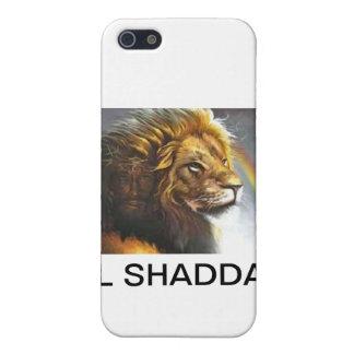EL SHADDAI iPhone 5 COBERTURAS