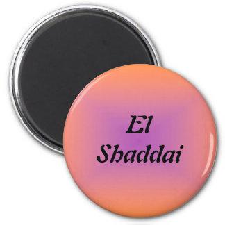 EL Shaddai - todo suficiente Imán