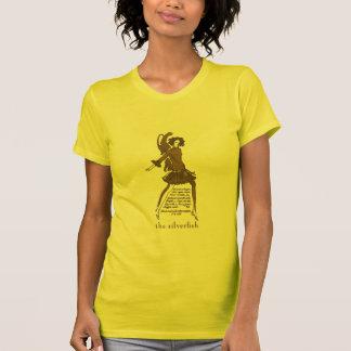 El Silverfish - chica de la moda Camisetas