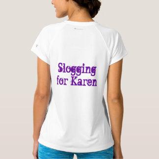 El Slogging para Karen Camiseta